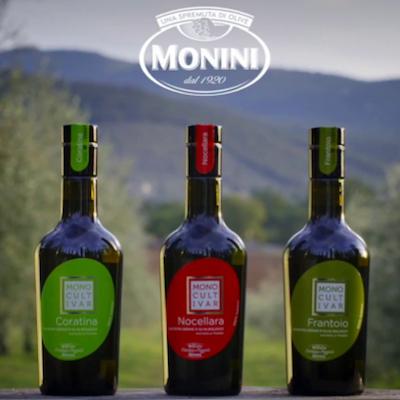 MONINI-monovarietal-organic-oils