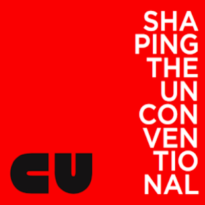 SHAPING THE UNCONVENTIONAL - THE LOGO OF THE CAMPAIGN