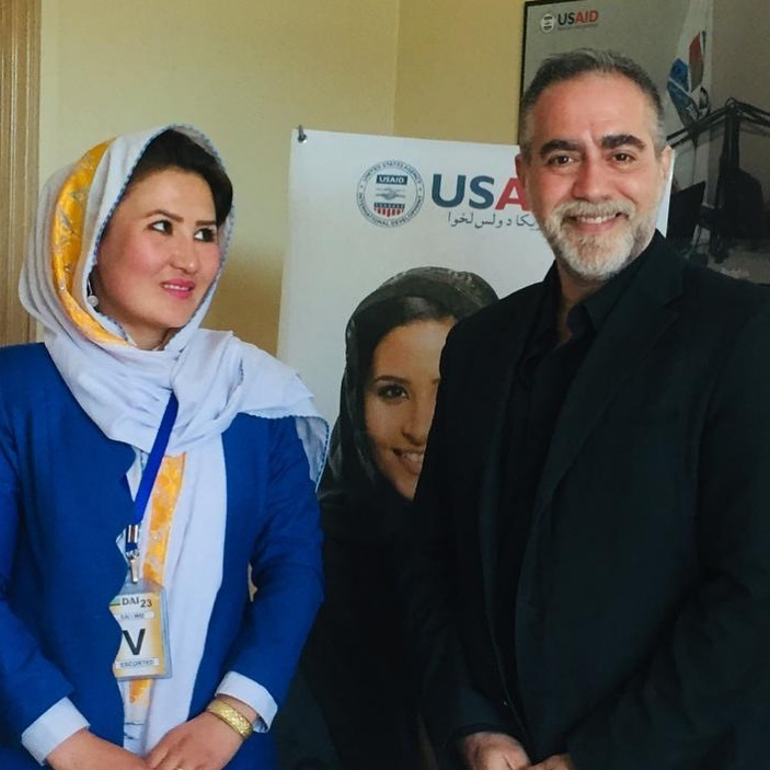 "USAID DAI ""Women in the Economy"" Kabul (Afghanistan)"