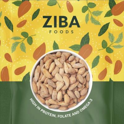 Ziba Foods Packaging Redesign
