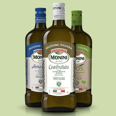 The premium line Selezione Italiana Monini - a project by Alberto Zavatta - Inspiring the next you
