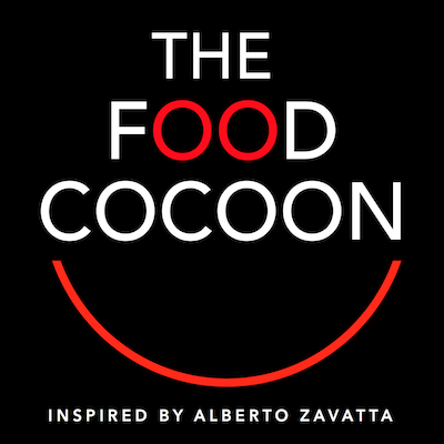 THE BLOG THE FOOD COCOON - LOGO